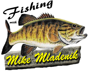 fishing with Mike Mladenik yellow